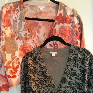 NWOT SET OF two - sweaters